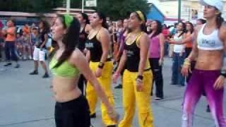 Zumba, Samba w/ wally
