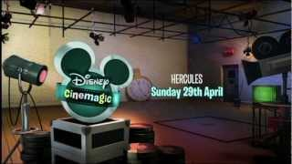 Disney Cinemagic UK - HERCULES - Promo (Long)
