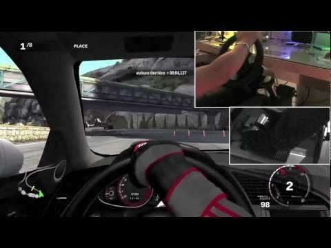forza 3 fanatec wheel manual clutch how to save money. Black Bedroom Furniture Sets. Home Design Ideas