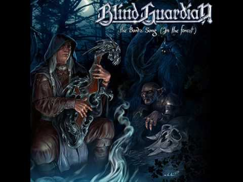 Blind Guardian - The bard's song cover by Ivan Ravaioli