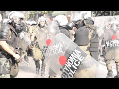 ΣΥΛΛΑΛΗΤΗΡΙΟ ΚΑΤΑ ΜΕΡΚΕΛ (PROTEST AGAINST MERKEL, GREECE) 9-10-2012 [8/11]