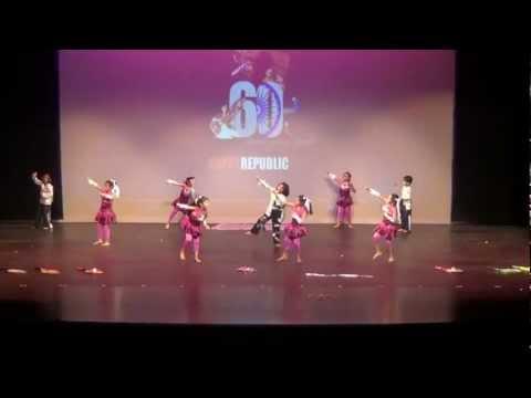 Srishti Performing On Dil Garden Garden Dance By Natraj Dance Studio video