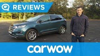 Ford Edge 2018 SUV in-depth review | Mat Watson Reviews