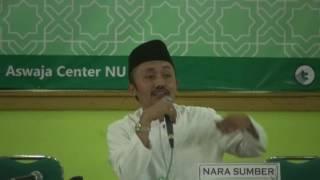 2 Kh Muhammad Idrus Ramli  Dauroh Aswaja