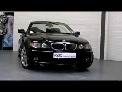 BMW 320Ci 2.2 M SPORT CABRIOLET OFFERED FOR SALE AT PERFORMANCE DIRECT