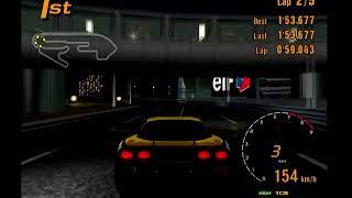 Gran Turismo 3 Arcade Mode Area E Special Stage Route 11