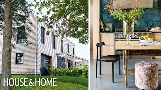 Tour The Stunning Contemporary Farmhouse Of Our Designers Of The Year!