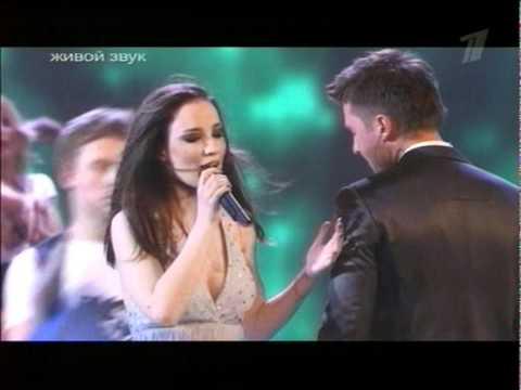 Сергей Лазарев - Даже если ты уйдешь (& Вика Дайнеко) (Live @ Фабрика звезд 2011)