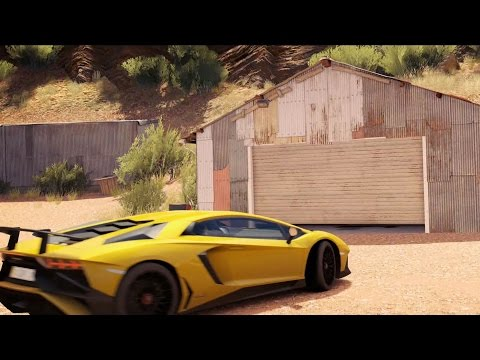Forza Horizon 3 - All Barn Finds Car Locations (HD) [1080p60FPS]