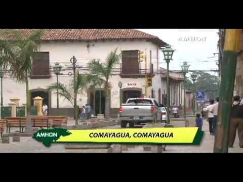 Municipios Bellos de Honduras --- TRINIDAD, SANTA BÁRBARA