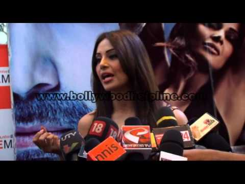 Promotion Of Film Raaz3 With Bipasha Basu.