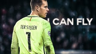 Download Ter Stegen ● I CAN FLY ● Best Saves 2017 3Gp Mp4