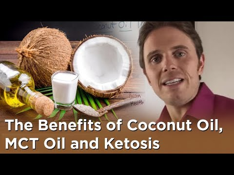 The benefits of coconut oil, MCT oil and ketosis...