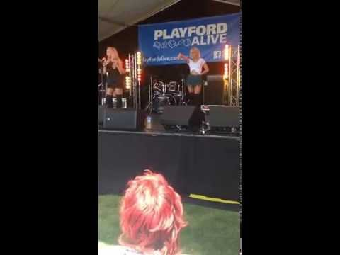 21/11/15 - Samantha Jade - Sweet Talk - Community Fun Day - Playford