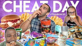 Cheat Day with Special Guests | Wicked Cheat Day #62