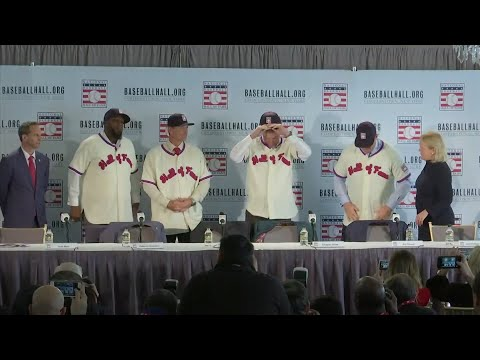 Chipper Jones: Hall of Famers 'A Diverse Group'