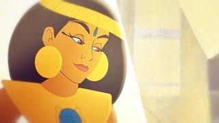 Anya as an Egyptian {Racebend} ft. Joseph - MEP Part