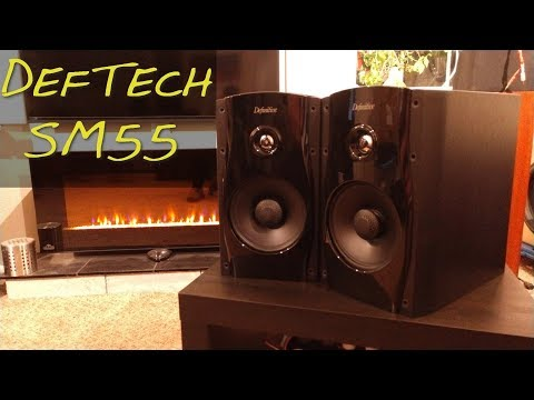 Z Review - Def-Tech SM55 [SkullCandy Crushers for your Room]