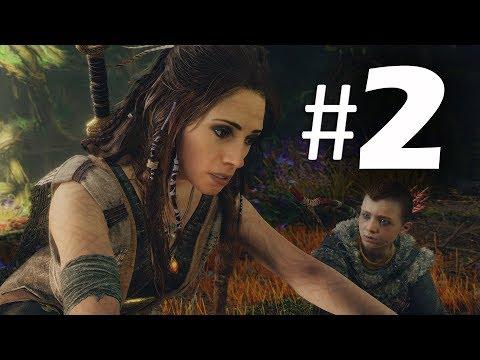 God of War (2018) Gameplay Walkthrough Part 2 - Witch - PS4 Pro 4K thumbnail