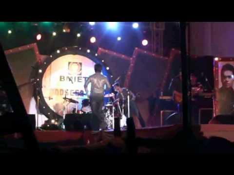 Rango Mein ( Farhan Saeed Butt) - Jal Live (BMIET Conoscenza11...