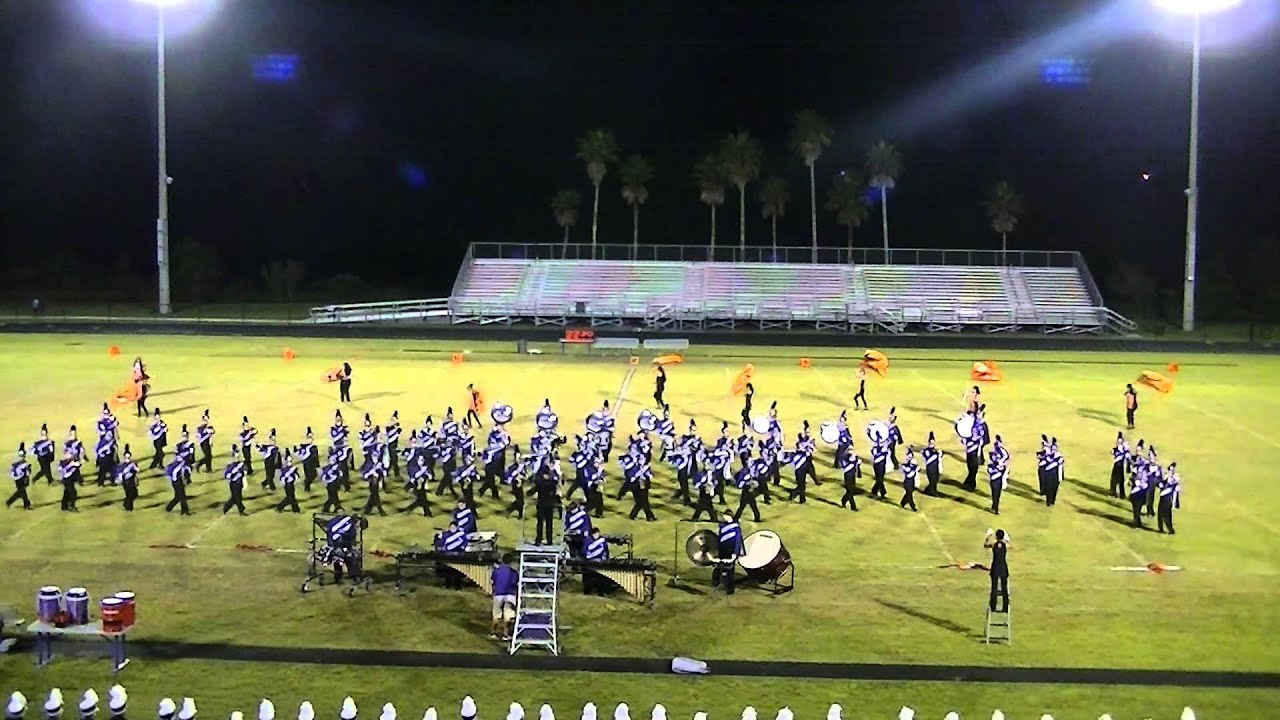 Newsome High School Band High School Marching Band