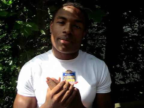 Interview with Mariner High School football player KeiVarae Russell