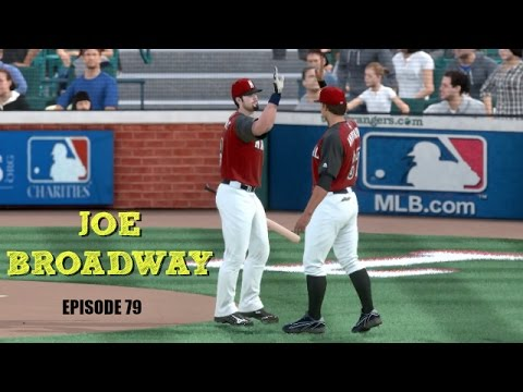 MLB 15 The Show (PS4): Joe Broadway Road To The Show - EP79 (Home Run Derby)