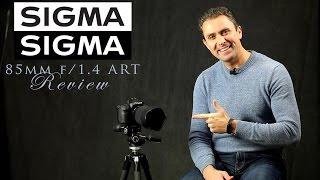 Sigma 85mm f/1.4 ART Review | IQ + Autofocus
