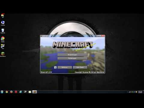 How to install X-Ray Mod Installer for Minecraft 1.7.4 ?