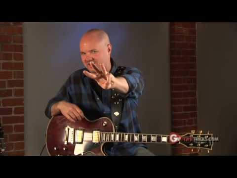Guitar Solo Technique Lesson 1 - How To Play Lead Guitar Solo - Guitar Tricks 11