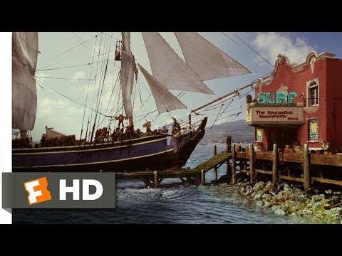 Musical Pirates - The Spongebob Squarepants Movie (1 10) Movie Clip (2004) Hd video