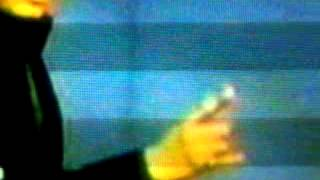 Another of Joseph Prince's often displayed devil hands ; very quick