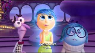 Inside Out -  Fear, Disgust & Anger