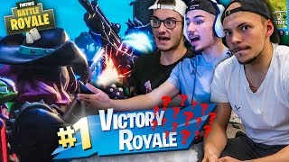 FORTNITE ABLENKUNGS CHALLENGE!  *1 WIN = 10.000 V BUCKS*