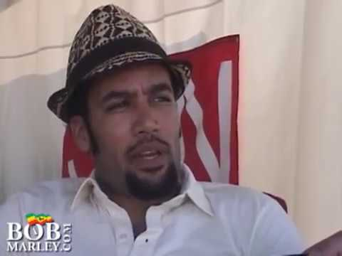 Ben Harper Discusses Bob Marley