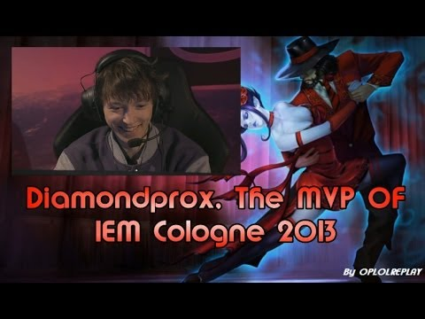 Diamondprox, The MVP Of IEM Cologne 2013