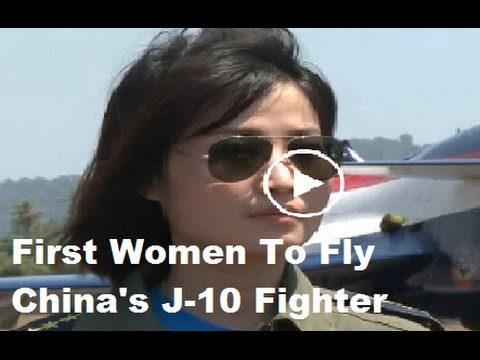Horrific Crash Kills Yu Xu 30, Died --- First Women To Fly China's J-10 Fighter Pilots