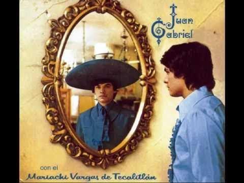 JUAN GABRIEL (1974), Primer Album con Mariachi, Completo