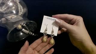 ASMR | Goodwill Jewelry Haul (Whisper)