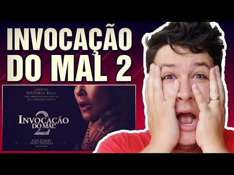 Invocação do Mal 2: Novo Vídeo Mostra Lorraine Warren e as Meninas! (#05 Minuto Assombrado)