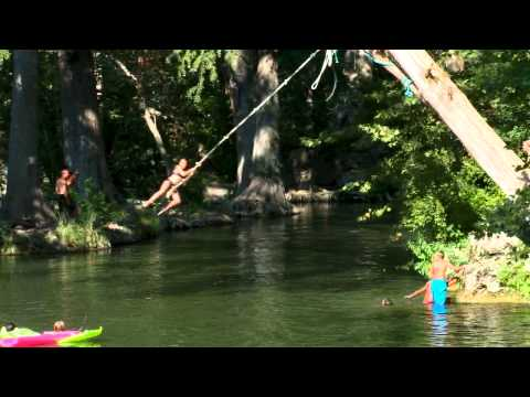 Krause Springs, Spicewood, TX - The Daytripper