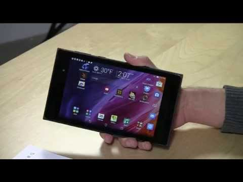 ASUS MeMO Pad 7 Tablet ME572 Review - Android with Intel Moorefield processor - ME572CL