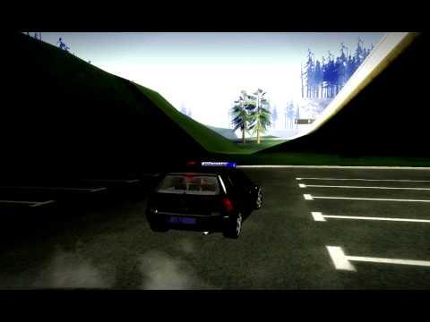 Volkswagen Golf Police