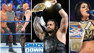 WWE SmackDown 18 October 2019 Highlights | WWE SmackDown 18/10/2019 Highlights Preview