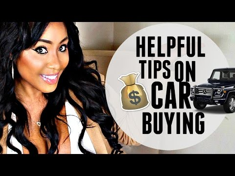 How To Buy A Car With Bad Credit or NO Credit!   #MoneydipMonday