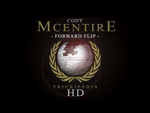 Cody McEntire: Trickipedia - Forward/Dolphin Flip