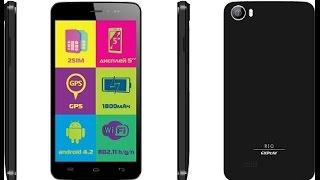 Обзор Смартфона Explay Rio Play 5 Black