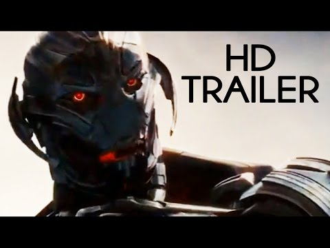 Marvel's The Avengers 2: Age Of Ultron -- Teaser Trailer (Commentary) #JPMN