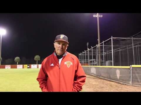 Baseball Post Game Interview 3-8-15