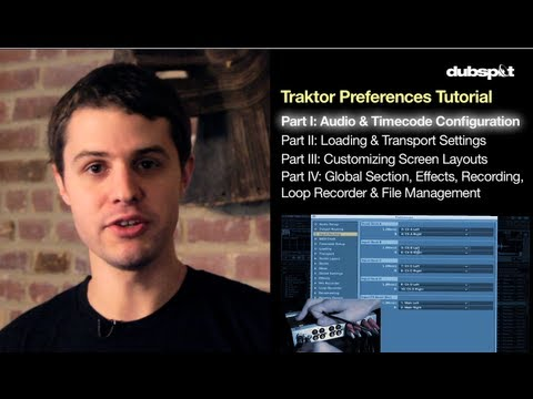Traktor Pro Guide - Preferences Pt 1/4: Audio Setup + Timecode Configuration